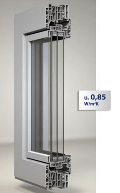 Anta Classic-line – FIN-Project finestre in alluminio – 01