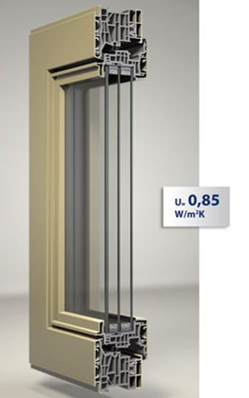 Anta Ferro-line – FIN-Project finestre in alluminio – 01