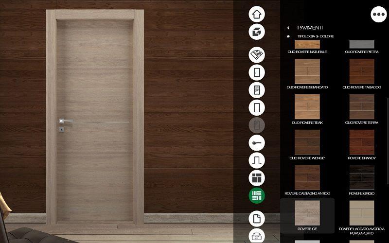 Garofoli presenta App MyGarofoli Door
