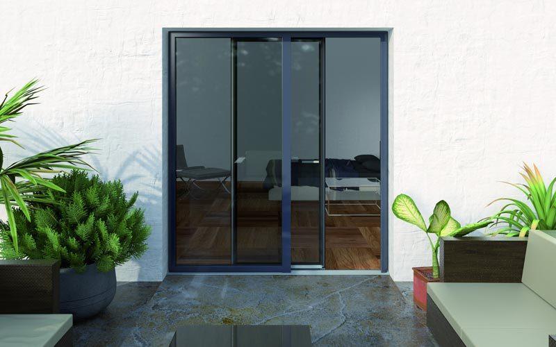 Finestre Finstral e Sciuker in PVC, Alluminio, Legno e Legno/Alluminio
