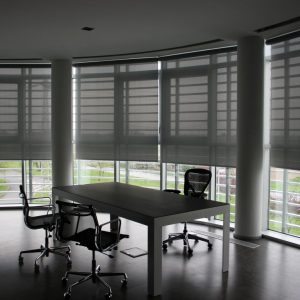 RessTende Freehanging Roller Blinds