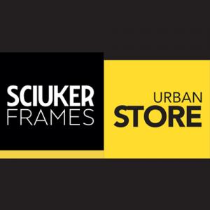 Sciuker Frames Urban Store Roma