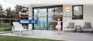 Posa in opera certificata IFT