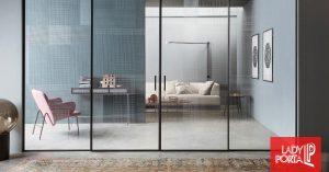 Come scegliere le porte interne in base al pavimento?