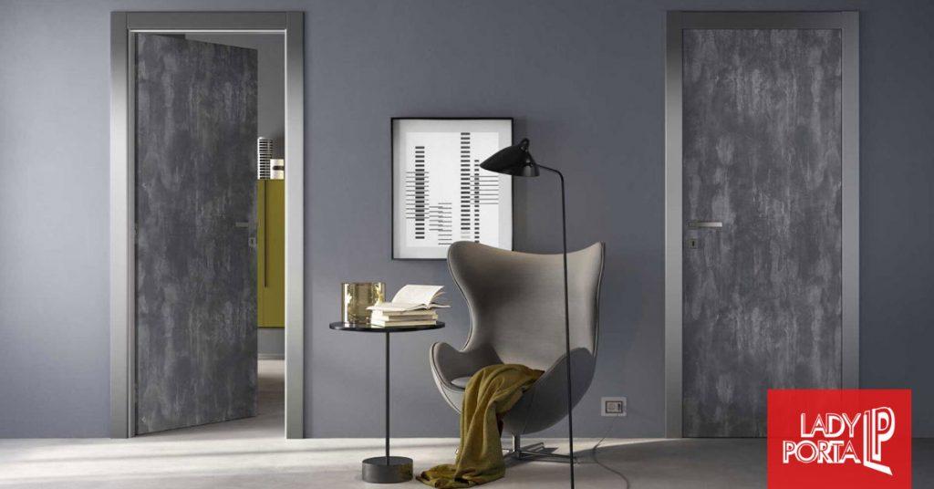 Come si sceglie il colore delle porte interne?